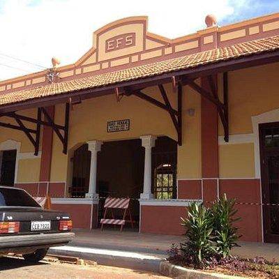 estação ferroviária de SRoque