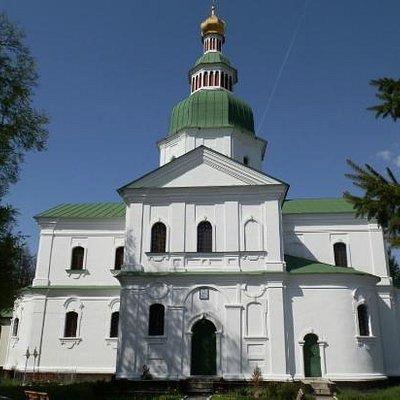 St. Nicolas Church in Koselets, Ukraine