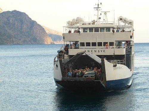 The Samaria docking