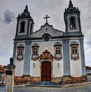Igreja Nossa Senhora do Rosário em São João del Rei