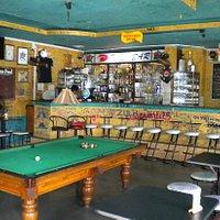 DMZ Bar interior