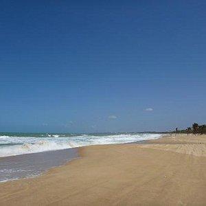 Praia de Barra do Cauípe
