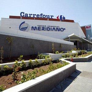 Fachada CC Meridiano