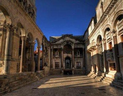 UNESCO city Split - Diocletian Palace
