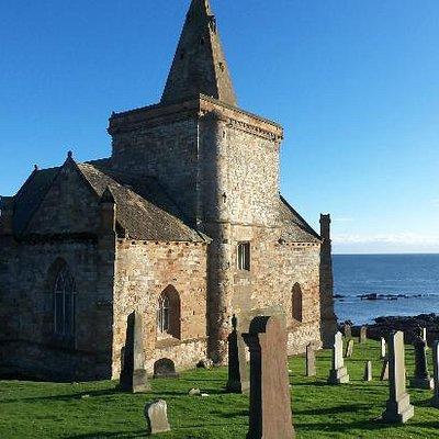 St Monans Chruch in Fife