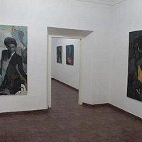 La Gallery 360, Gallery Interior 1