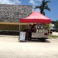 Great place for a snow cone!