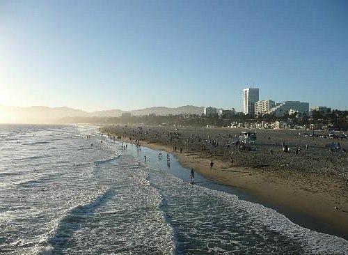 Strandregion Los Angeles