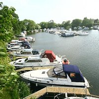 The River Great Ouse - Jones Boatyard