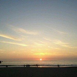 Cavancha sunset