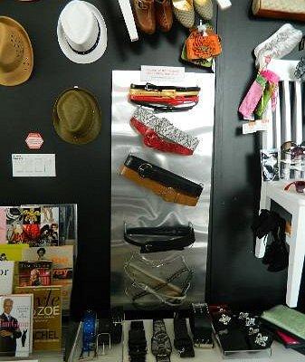 Fedora's & Belts...