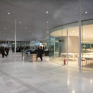 Interior Louvre-Lens