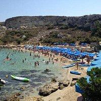 Paradise bay spiaggia