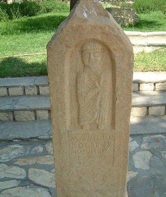 A Grave Stele