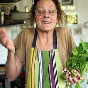 terresa : the lightness of radishes