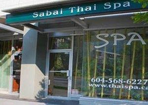 Sabai Thai Spa // Exterior