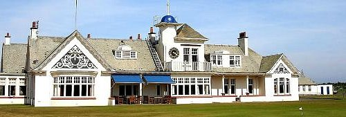 Panmure Golf Club - The 19th Hole