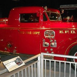 First Streamline Design by American Lafrance