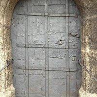 Doorway detail Museum Burg Golling