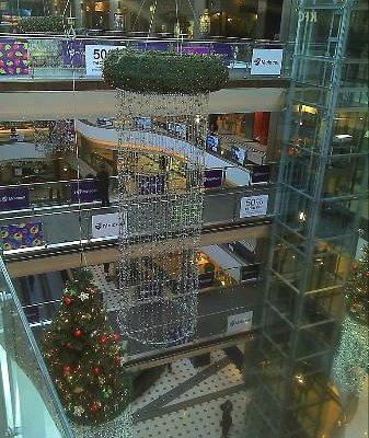 More Christmas decorations