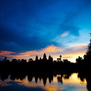 Angkor Wat sunrise Photography Workshops and Tours
