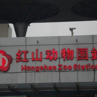 Nanjing Metro - Hongshan Station