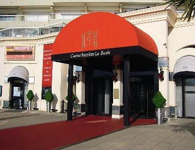 extérieur Casino Barrière La Baule