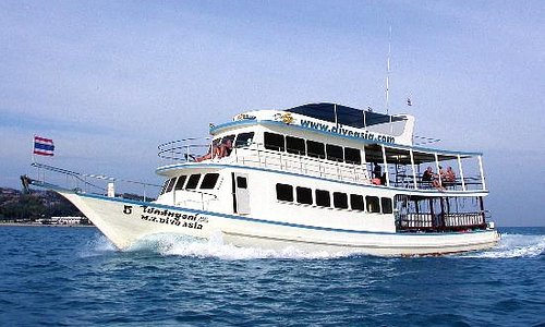 MV Dive Asia II