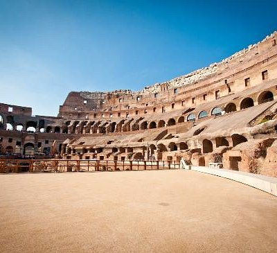 Feel like a gladiator on our VIP Colosseum Underground & Arena Floor Tour!