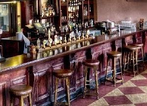 Our front bar